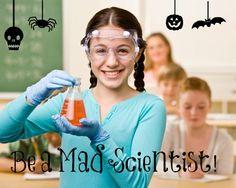 Halloween Science Fun