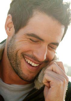 Love a nice smile. :-)