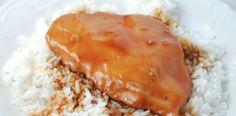 Slow Cooker EASY Orange Chicken