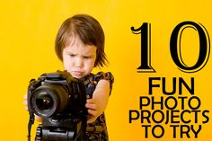 10 Fun Photography P
