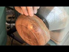 Wire inlay woodturning tutorial