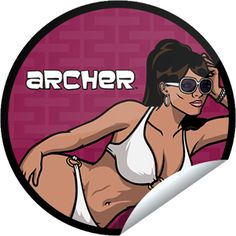 """Archer S4E11 -"""" The Papal Chase"""" -03/28/13 #FX"""