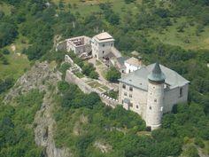 Kunětická hora - Czech Republic