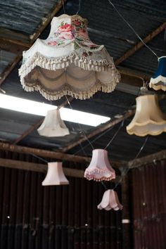 Lamps by Lavis