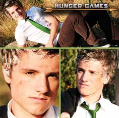 PEETA!!!!! Hunger Games = love