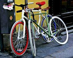 #bike #cycling #colors