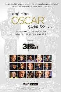 And the Oscar Goes to... - 4.13.14 and 4.16.14 only