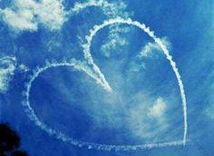 heart in the sky ♥♥♥♥ ❤ ❥❤ ❥❤ ❥♥♥♥♥
