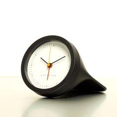 Alarm Clock Black / by ANYTHING