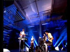 Caribou - Odessa (Live from Channel 4's Music on 4: Evo Music rooms)