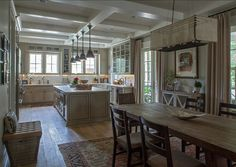 Nice and open kitchen