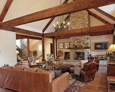 Gorgeous Red Oak hardwood floors!