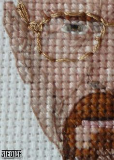 Breaking Bad - iPhone cross-stitch inspiration
