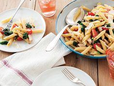 Chicken Florentine Pasta Recipe : Ree Drummond : Food Network