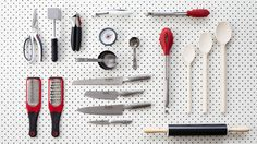 Utensil Essentials by blog.avago.com #Kitchen_Utensils