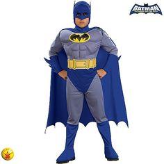 Disfraz de Batman #infantil #disfraces #carnaval #batman