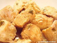 Balsamic Vinegar Chicken