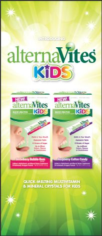Linkies Contest Linkies: (BP) Giveaway Time with Alternavites for kids - USA & CANADA