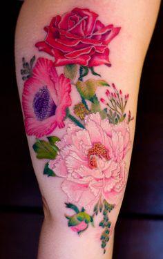 CHEO PARK tattoo