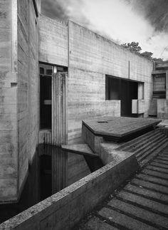 Carlo Scarpa. Tomba Brion Cemetery. near Traviso, Italy. San Vito d'Altivole, 1969-78