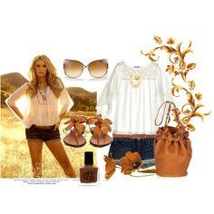Summer, Polyvore