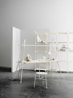 interior, sewing corner, menu, buildings, desk, shelv, design blogs, furnitur, light