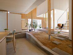 suppose design office: house in takaya #supposedesignoffice #architettura #arredo #interni #legno #giappone