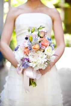 bouquet May wedding