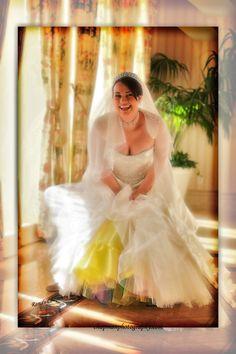 Rainbow petticoat