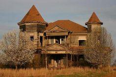 Abandoned home in Georgia
