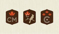 crown maple #design #inspiration #logo #brand