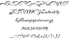 Arizonia font by TypeSETit - FontSpace