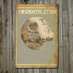 Deathstar 11x17 now featured on Fab.