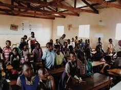 PROJECT UPDATE: Clean Water Keeps Kids in School.