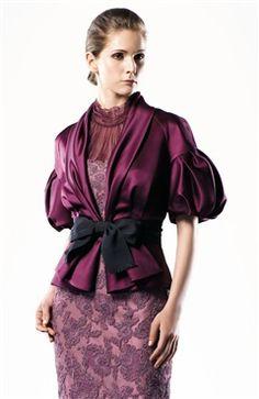 Half sleeve Satin #Bolero & #Shawls Style Code: 06787 $44