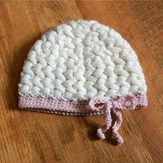 Free pattern - Samantha Hat - Newborn to Adult