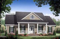 House Plan 59155