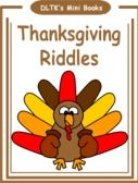 Make your own book of Thanksgiving Riddles - Re-pinned by @PediaStaff – Please Visit http://ht.ly/63sNt for all our pediatric therapy pins
