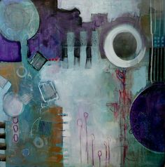 Home of Jeanne Bessette Contemporary Artist | Abstract
