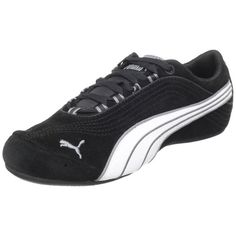 PUMA Women's Soleil Suede Fashion Sneaker ❤ liked on Polyvore