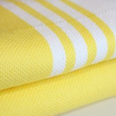 Longing for those summer days!   Hand woven hamam towl from Turkey.