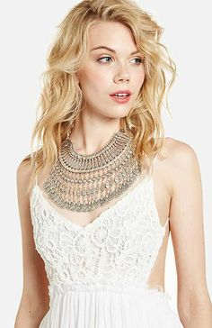 coin collar, collar necklac