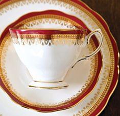 Royal Albert - 100 Years of Royal Albert Collection - Series www.royalalbertpatterns.com
