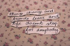 From Perks of Being a Wallflower