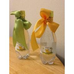 Custom Baby Shower Favor Labels for Sparkling Water....Baby Bubbly