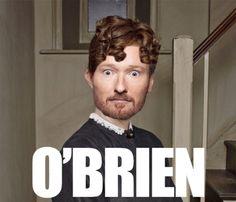 Downton Abbey O'Brien