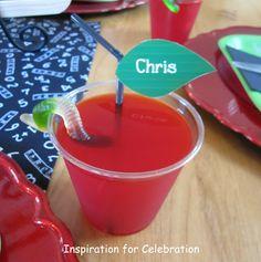 Inspiration for Celebration: Back to School Dinner