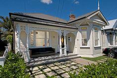 New Zealand cottage