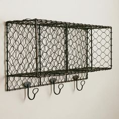 Home Decor - Ryan Wall Storage Unit | Get paid up to 8.6% Cashback when you shop at Cost Plus World Market with your DubLi membership. Not a member? Sign up for FREE at www.downrightdealz.net