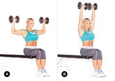 Get Sexy Shoulders - Oxygen Women's Fitness